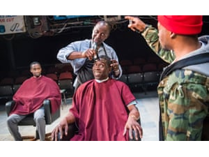 National Theatre Barber Shop Chronicles - start Jan 19 2019 0800PM