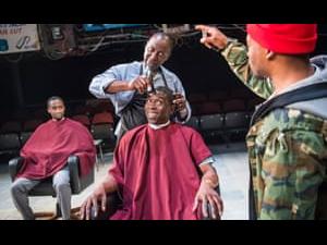 National Theatre Barber Shop Chronicles - start Jan 19 2019 0800PM