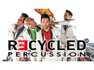 Recycled Percussion - start Jan 12 2019 0300PM