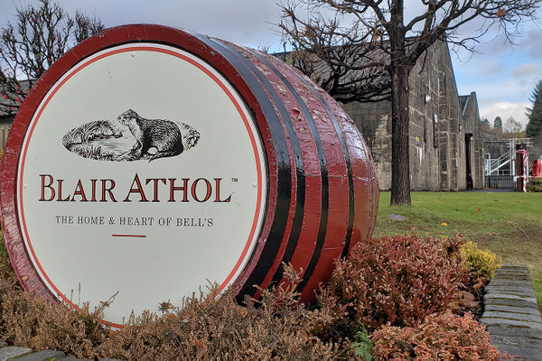 Blair Athol Distillery, founded in 1798