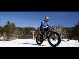 Abe-BERM-Hams Fat Bike Slalom - start Feb 23 2019 0100PM