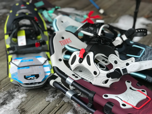 Winter Tips for Snowshoeing From Onion River Outdoors