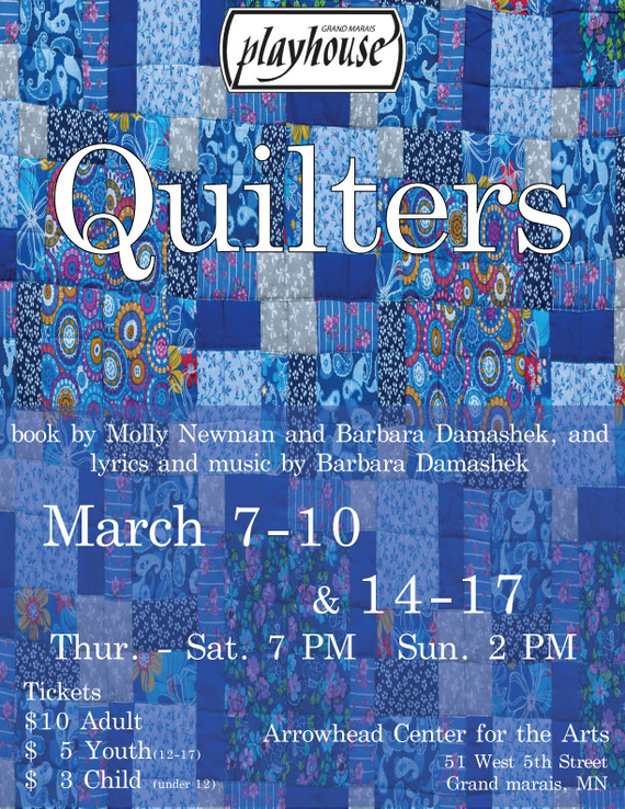 Quilters poster