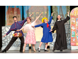 Kids Musical Madeline and the Bad Hat - start Mar 27 2019 1000AM
