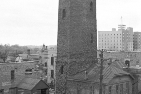 Tower in the 1930s