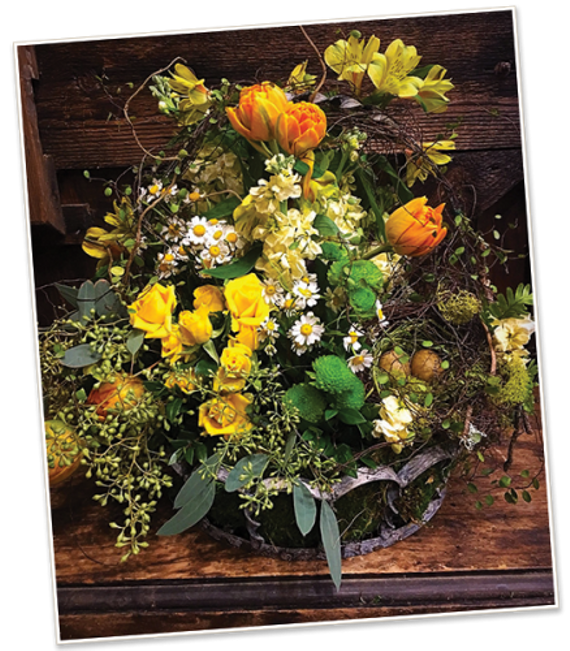 High 20hand 20floral 20arrangement 20class