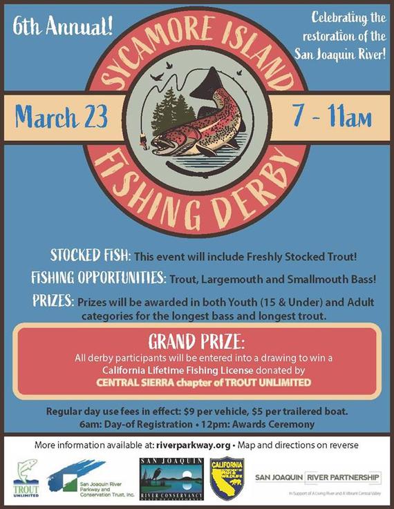 6th Annual Fishing Derby