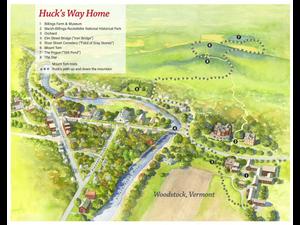 Hucks Way Home