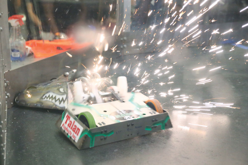 RoboBot competition is a