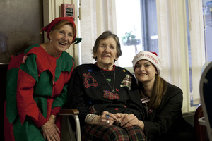Medium elf senior and woman2