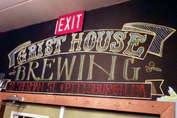 The Grist House Craft Brewery