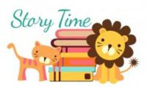 Medium storytime logo