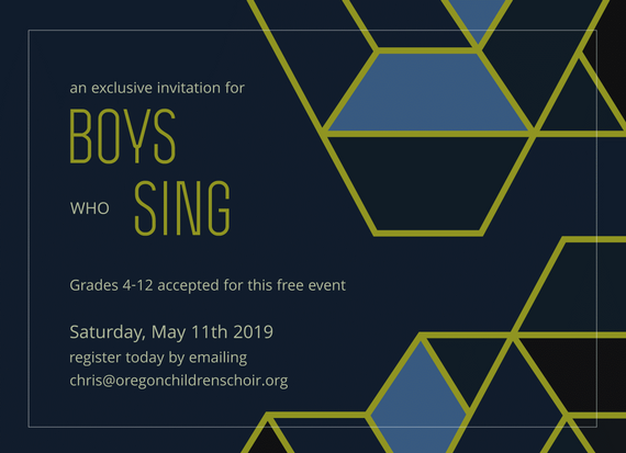 Brothers 20sing 20invitation 1