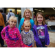 Cary Green, Aubrie Gowe, Kate Green and Ayla Gowe
