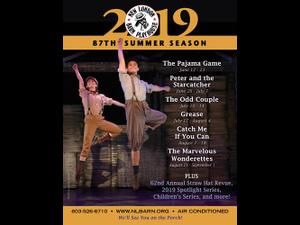 New London Barn Playhouse Kickoff - start Jun 04 2019 0600PM