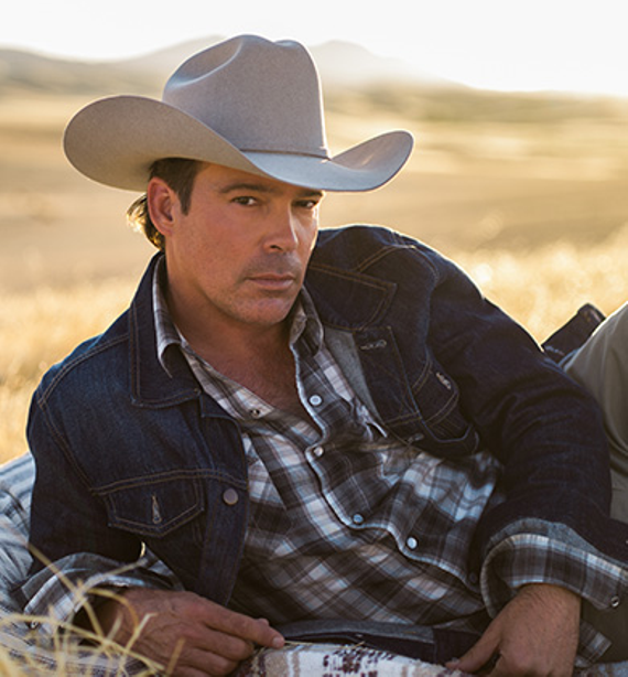 Clay walker homepage event image