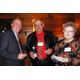 Joe Hickman, Mike Scheeler and Mary Scheeler