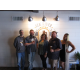 The team behind Elk River Brewing Company Tim Ward Lee Lewis Jessica and Brad Carillo and Joanna DiPaola