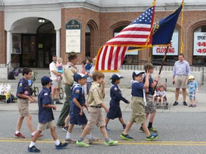 Annual Old Fashioned 4th of July Celebration in Hanover - start Jul 04 2019 1000AM