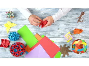 Not Your Kids Origami - start Jul 07 2019 1000AM