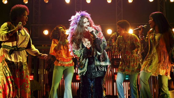 Night with janis joplin
