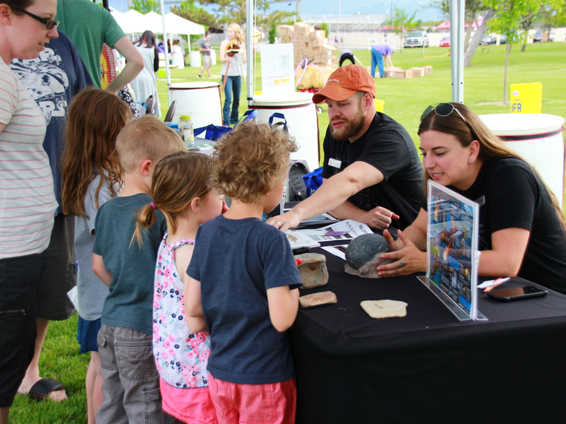 Salt Lake County Library celebrates summer reading with a big