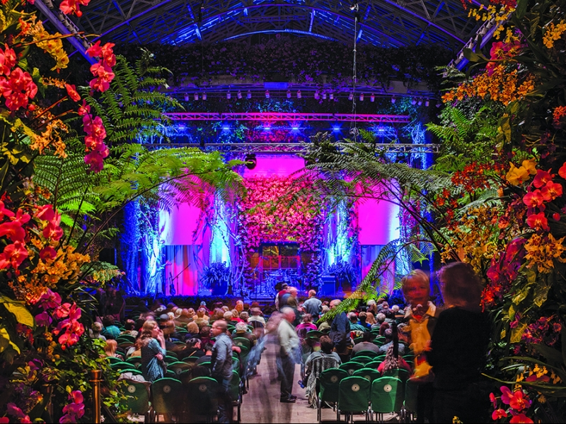 Longwood Gardens Offers A World Of Music Chester County Press