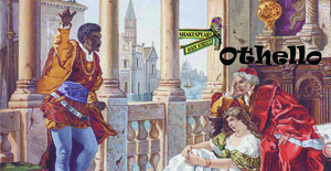 Medium othello for fb cover with name
