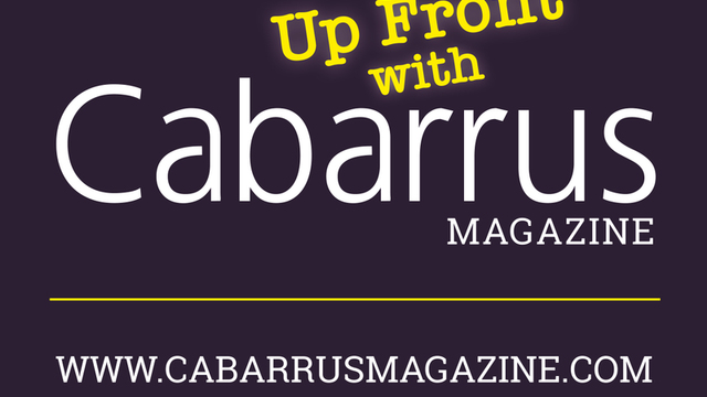 Up Front with Cabarrus Magazine Podcast