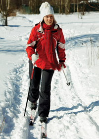 Cross Country Skiing Fitness