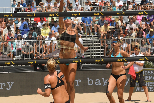Alix Klineman. Photo credit: Robert Beck/AVP