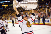 Photo courtesy of Chicago Blackhawks