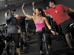 THE GYM of Armonk Spin Studio