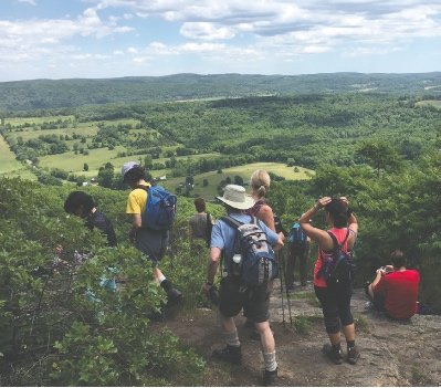 View on Cat Rocks hike, Pawling