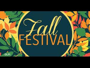 Fall Craft Fair - start Oct 19 2019 1000AM
