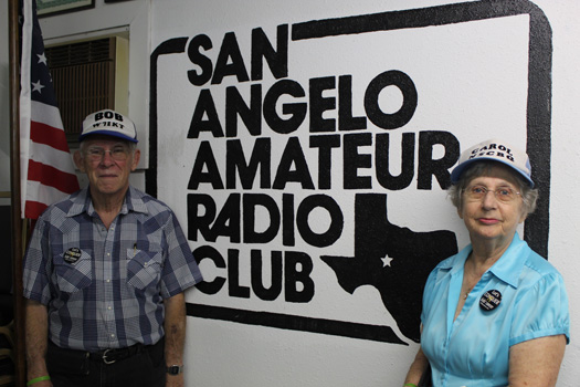 W5QX: On Air  On a Mission to Connect | San Angelo Lifestyles