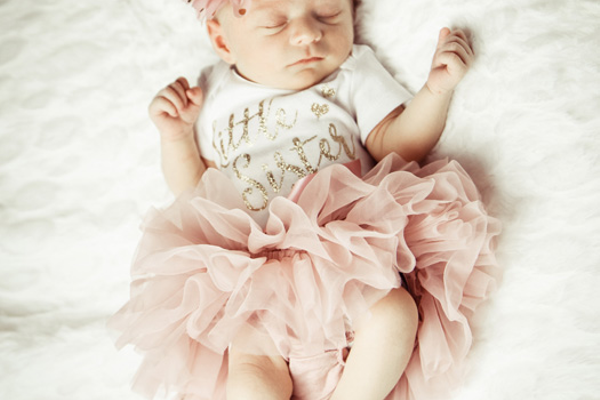 Ella,  Parents: Andrew & Kylie Stapleton, Great Expectations Photography