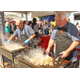 Foodies will love the cooking demonstrations Photo by Chris Barber