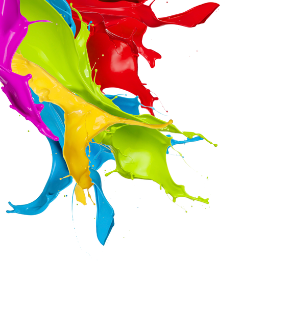 Paintsplashes