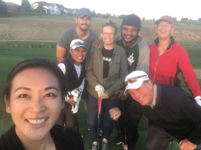 Zen 20golf 20aug18 20students
