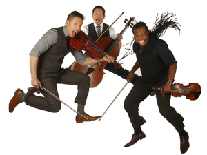 Infinitus String Trio - start Nov 07 2019 0700PM
