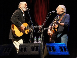 Peter Yarrow  Noel Paul Stookey of Peter Paul and Mary - start Nov 08 2019 0730PM