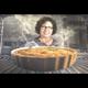 Thanksgiving apple pie Pilgrims
