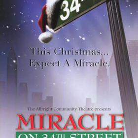 Miracle on 34th street the play