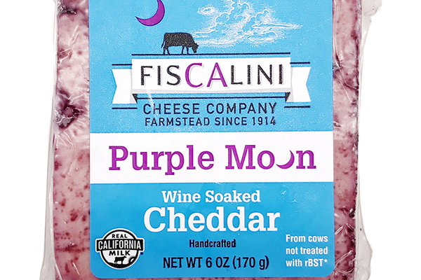 Purple Moon Wine Soaked Cheddar