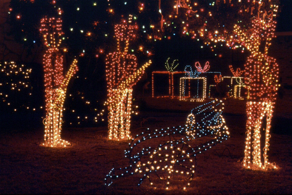 Interlochen lights