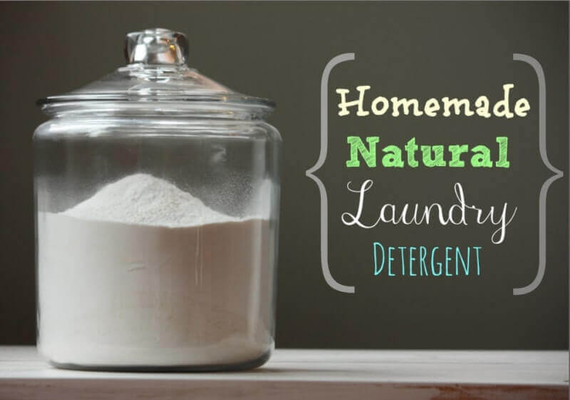 Homemade natural laundry detergent recipe 3