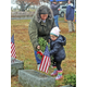 Departed veterans honored at Wreaths Across America ceremony