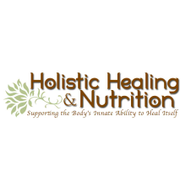 Holistic healing and nutrition logo
