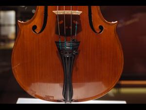 Johnny Gandelsman violin - start Feb 07 2020 0700PM